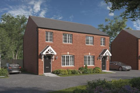 3 bedroom semi-detached house for sale - Plot 79, The Cherry at Hazelwood, Coventry Road, Cubbington CV32