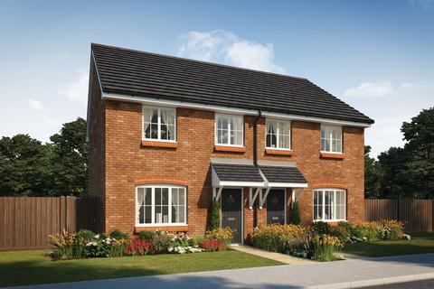 3 bedroom end of terrace house for sale - Plot 8, The Tailor at Stannington Park, Off Green Lane, Stannington NE61