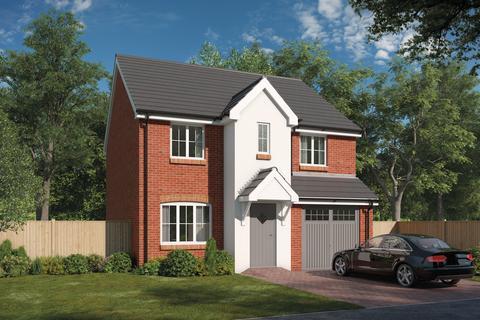 4 bedroom detached house for sale - Plot 8, The Hemlock at Kings Grove, Banbury Road, Lighthorne Heath CV33