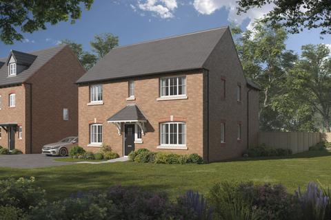 4 bedroom detached house for sale - Plot 92, The Elm at Hazelwood, Coventry Road, Cubbington CV32
