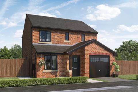 3 bedroom semi-detached house for sale - Plot 209, The Peony at Arcot Manor, Off Fisher Lane, Cramlington NE23