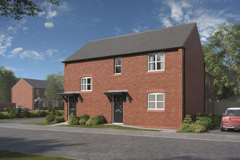 2 bedroom maisonette for sale - Plot 61, The Launde at Hazelwood, Coventry Road, Cubbington CV32