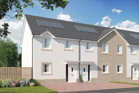3 bedroom terraced house for sale - Plot 110, The Hanbury at Silverwood, Houstoun Road, Eliburn EH54