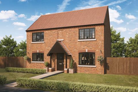 4 bedroom detached house for sale - Plot 202, The Rowan at Arcot Manor, Off Fisher Lane, Cramlington NE23