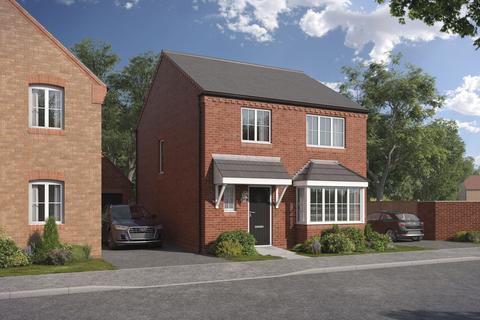 4 bedroom detached house for sale - Plot 90, The Laurel at Hazelwood, Coventry Road, Cubbington CV32