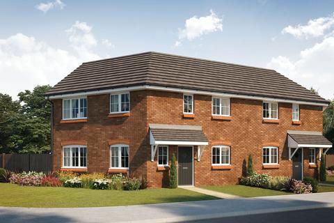 3 bedroom semi-detached house for sale - Plot 22, The Tanner at Stannington Park, Off Green Lane, Stannington NE61