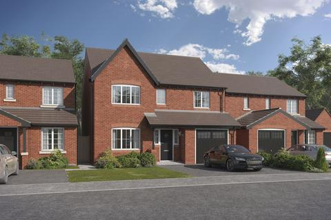 4 bedroom detached house for sale - Plot 111, The Maple at Hazelwood, Coventry Road, Cubbington CV32