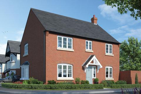 4 bedroom detached house for sale - Plot 56, The Gelsmoor at Farriers Court, Burcote Road, Towcester NN12