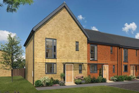 3 bedroom end of terrace house for sale - Plot 334, The Coniston at Renovo, Lakeside, West Thurrock Green, Thurrock RM20