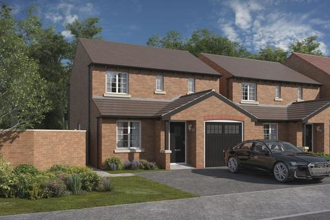 3 bedroom detached house for sale - Plot 88, The Peony at Hazelwood, Coventry Road, Cubbington CV32