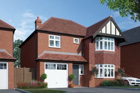 4 bedroom detached house for sale - Plot 52, The Lowesby at Farriers Court, Burcote Road, Towcester NN12