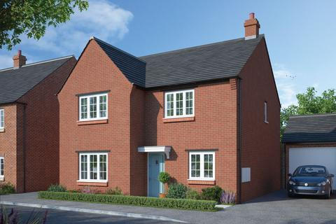 4 bedroom detached house for sale - Plot 42, The Weston at Farriers Court, Burcote Road, Towcester NN12