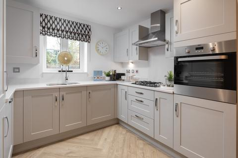 3 bedroom semi-detached house for sale - Plot 77, The Rothley at Hazelwood, Coventry Road, Cubbington CV32