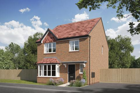 4 bedroom detached house for sale - Plot 15, The Walnut at Earlsfield Park, Knowsley Lane, Huyton L36