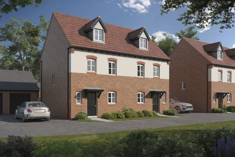 3 bedroom semi-detached house for sale - Plot 125, The Rothley at Hazelwood, Coventry Road, Cubbington CV32