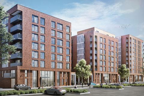 1 bedroom apartment for sale - Plot 254, Type EQ1.12 at Eastside Quarter, Broadway, Bexleyheath DA6