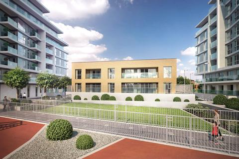 1 bedroom apartment for sale - Maritime Apts South 210 WCH at The River Gardens, Banning Street, Royal Greenwich SE10