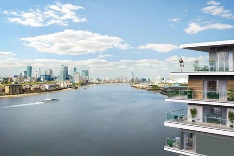 3 bedroom apartment for sale - Maritime Apts West 80 at The River Gardens, Banning Street, Royal Greenwich SE10