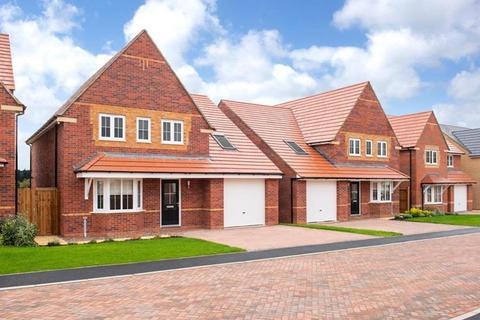 4 bedroom detached house for sale - Plot 27, Hertford at Lyveden Fields, Livingstone Road, Corby, CORBY NN18