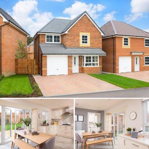 3 bedroom detached house for sale - Plot 43, Derwent at Queens Court, Voase Way (Access via Woodmansey Mile), Beverley, BEVERLEY HU17