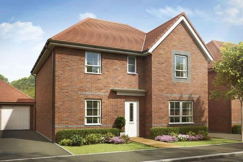 5 bedroom detached house for sale - Plot 211, Lamberton at Deer's Rise, Pye Green Road, Hednesford, CANNOCK WS12