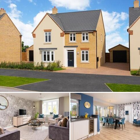 4 bedroom detached house for sale - Plot 436, Holden at Brooklands Park, Fen Street, Milton Keynes, MILTON KEYNES MK10