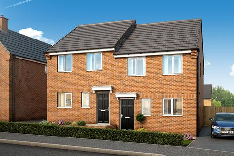 3 bedroom house for sale - Plot 108, The Kendal at Affinity, Leeds, South Parkway, Leeds LS14