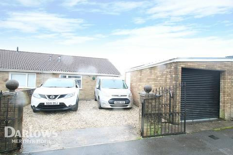 2 bedroom bungalow for sale - Monmouth Drive, Merthyr Tydfil