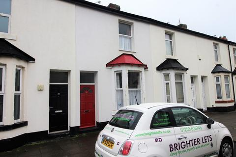 2 bedroom terraced house to rent - Belmont Avenue, Blackpool, Lancashire, FY1