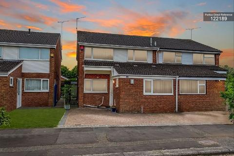 4 bedroom semi-detached house to rent - Seneschal Road, Styvechale, Coventry, CV3