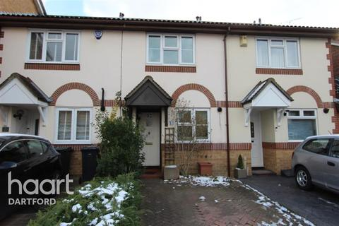 2 bedroom terraced house to rent - Chatsworth Road DA1