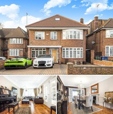 6 bedroom detached house for sale - Grass Park,  Finchley,  N3