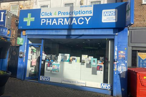 Workshop & retail space to rent - Soho Rd, Handsworth, B21
