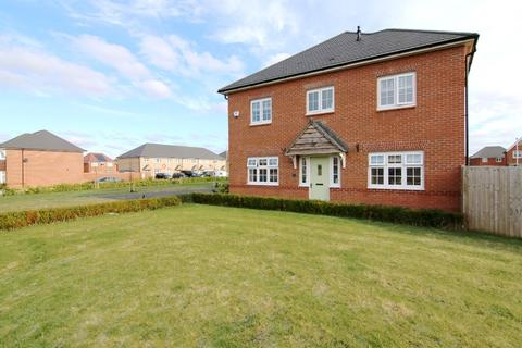 3 bedroom end of terrace house for sale - Dragoon Drive, Saighton, Chester, CH3