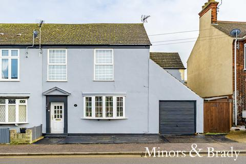 3 bedroom semi-detached house for sale - Beccles Road, Gorleston