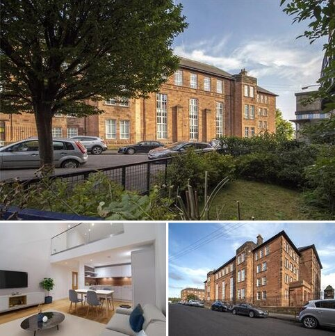3 bedroom character property for sale - The Adonis, The Premier Collection, North Kelvin Apartments, Glasgow, G20