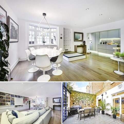3 bedroom apartment for sale - Eardley Crescent, London, SW5