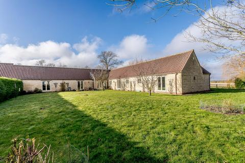 4 bedroom detached house for sale - The Paddocks, Stowe Farm, Langtoft, Peterborough, PE6