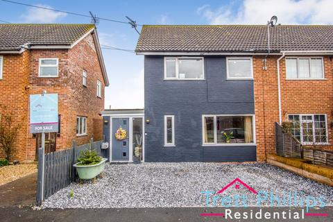 3 bedroom semi-detached house for sale - St Benets Road, Stalham