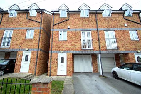 3 bedroom townhouse to rent - Birch Avenue, Leeds