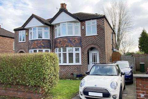 3 bedroom semi-detached house for sale - Forbes Close, Sale, Cheshire
