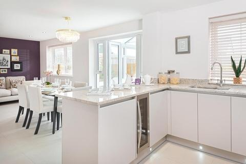4 bedroom detached house for sale - Plot 99, Radleigh at Canford Paddock, Magna Road, Canford BH11