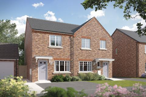 2 bedroom semi-detached house for sale - Plot 38, The Atherstone at The Oaks, Parsons Hill, Kings Norton, Birmingham B30