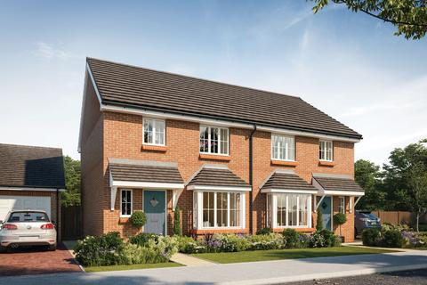 3 bedroom semi-detached house for sale - Plot 120, The Chandler at The Oaks, Parsons Hill, Kings Norton, Birmingham B30