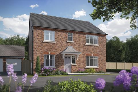 4 bedroom detached house for sale - Plot 2, The Magnolia at The Oaks, Parsons Hill, Kings Norton, Birmingham B30