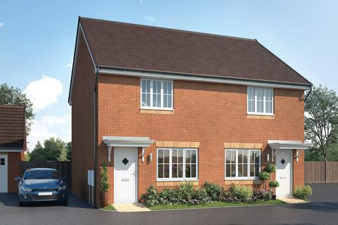 2 bedroom terraced house for sale - Plot 236, The Joiner at Badbury Reach, Cranborne Road, Wimborne BH21