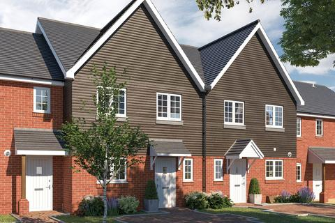 3 bedroom terraced house for sale - Plot 67, The Dove at Cathedral Park, Bartholomews, Bognor Road, Chichester PO19