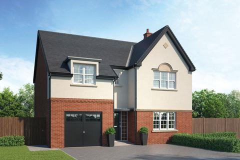 4 bedroom detached house for sale - Plot 132, The Acacia at Ottermead at Jameson Manor, Off North Road, Ponteland, Newcastle upon Tyne NE20