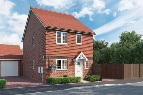 3 bedroom semi-detached house for sale - Plot 138, The Beeson at Brookvale, South Of Bartons Road, Havant PO9