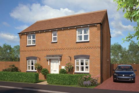 3 bedroom detached house for sale - Plot 125, The Ashby at Curzon Park, Derby Road, Wingerworth S42